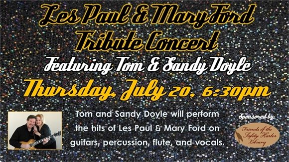 Les Paul and Mary Ford Tribute Concert