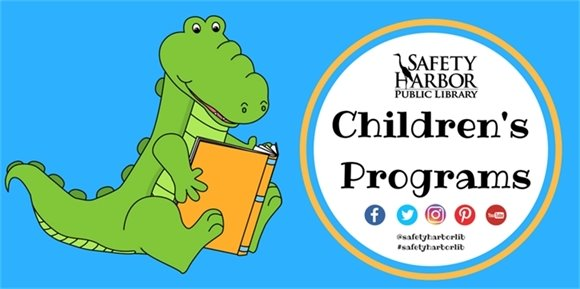 Picture of Dinosaur Holding a Book
