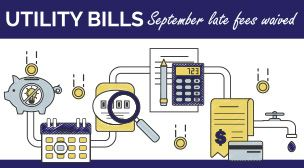 Utility Bills Fees Waived