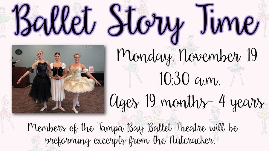 Ballet Story Time