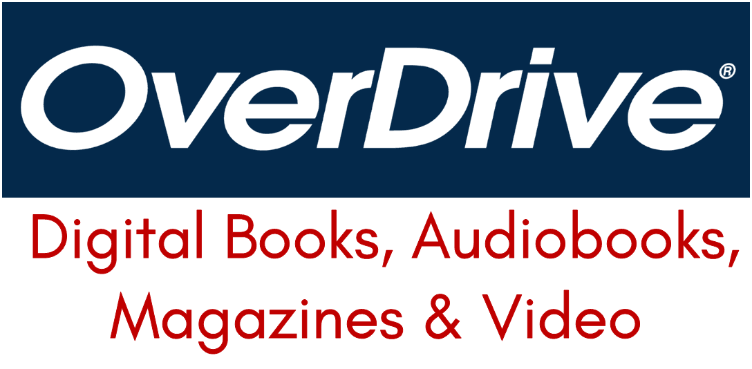 OverDrive - Digital Books, Audiobooks, Magazines & Video