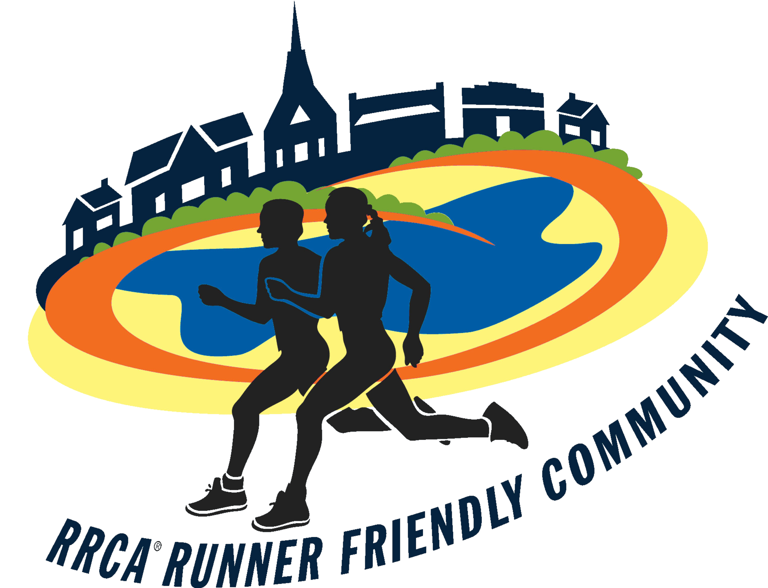 Runner Friendly City Logo