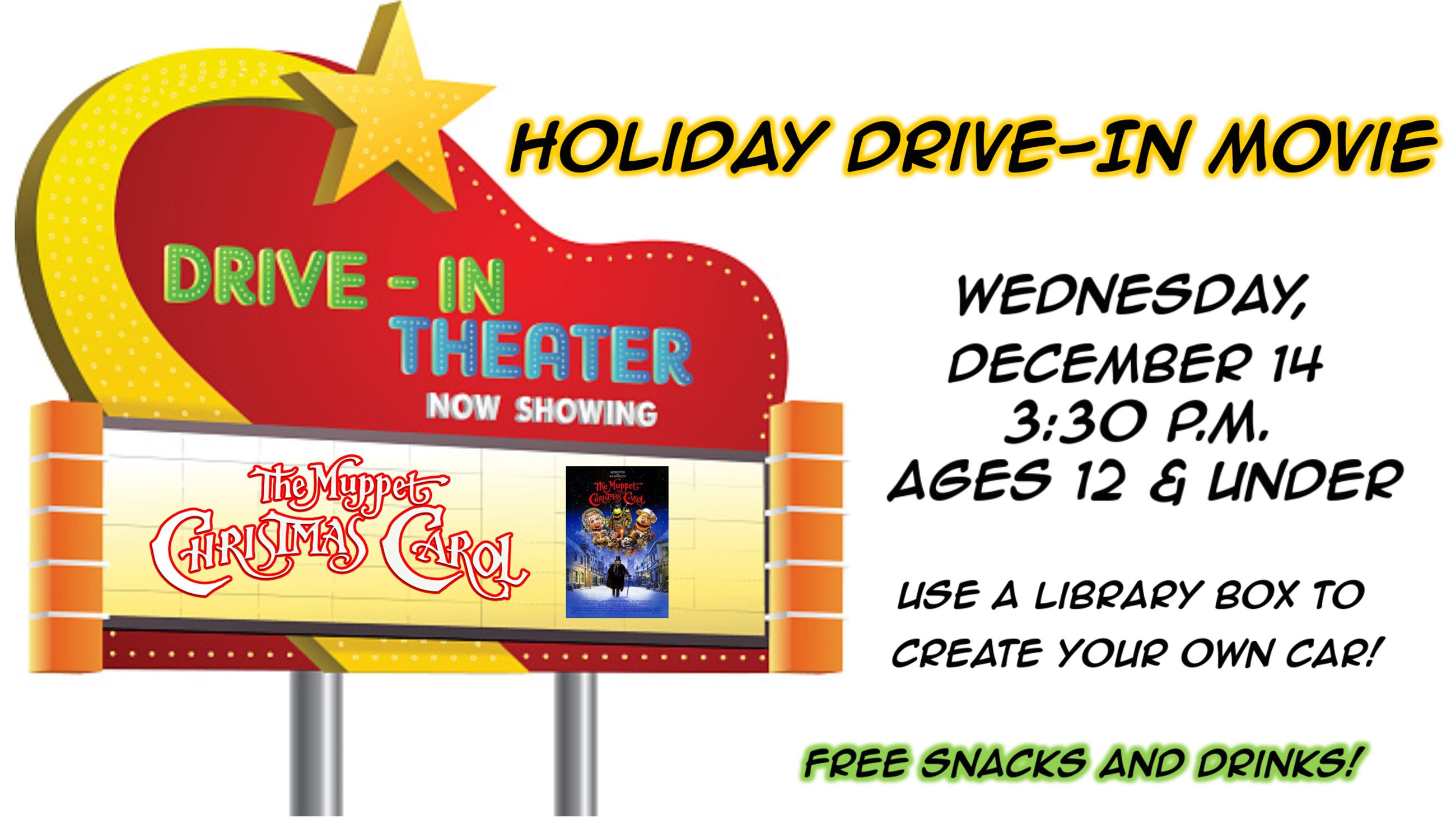 Holiday Drive In Movie