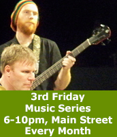 3rd Friday Music Series