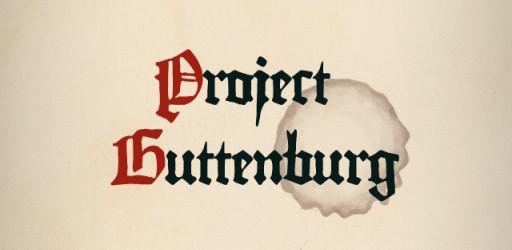 [Giải trí] Project Gutenberg – Nguồn ebook tiếng Anh miễn phí và hợp pháp