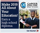 Make 2019 All About Your Education!