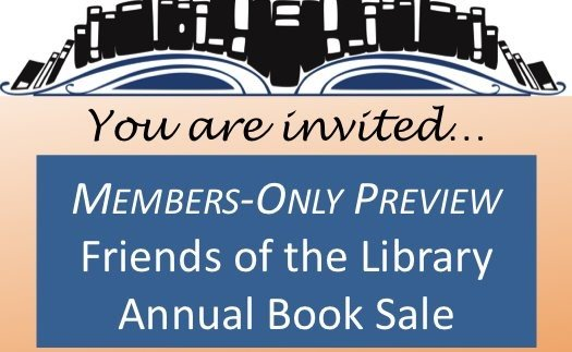 You are invited to a members only preview sale