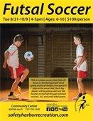 Futsal Soccer