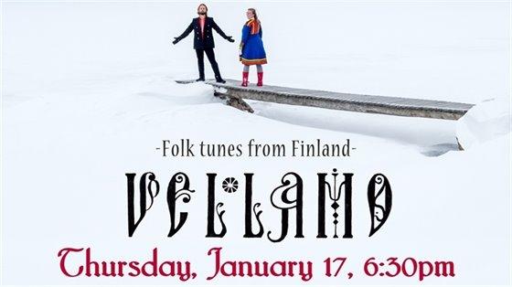 Folk Tunes from Finland