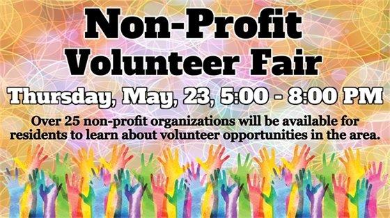 Non-Profit Volunteer Fair