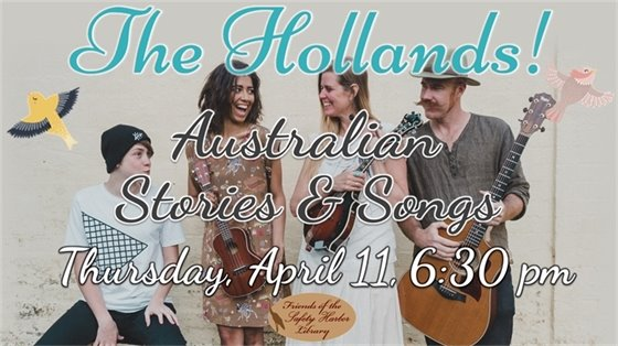 The Hollands Stories & songs