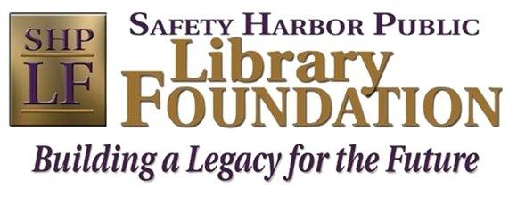 Safety Harbor Library Foundation Logo