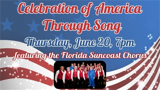 Celebration of America Through Song