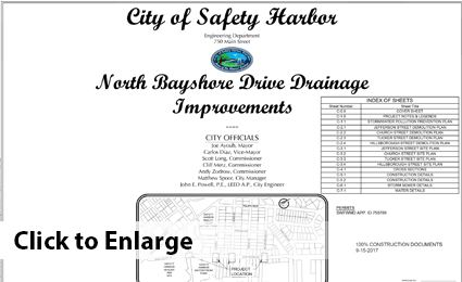 N Bayshore Dr Drainage Improvements
