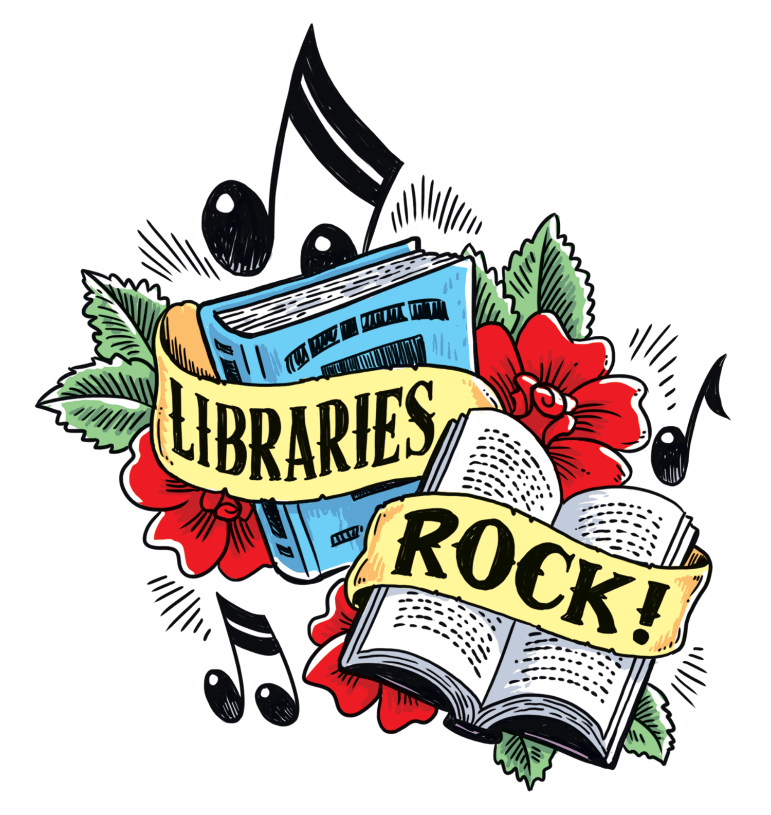 LIBRARIES ROCK! Adult Summer Reading Program