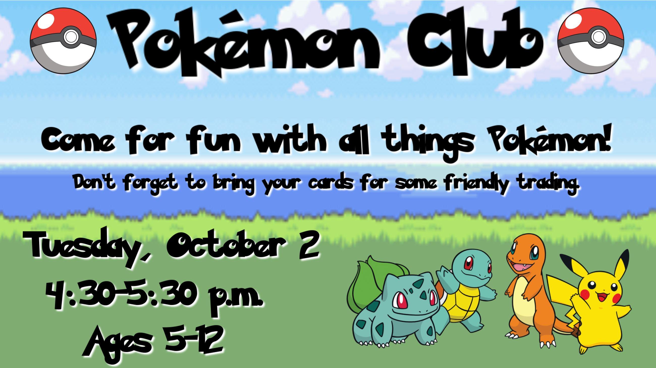 Pokemon Club.pub